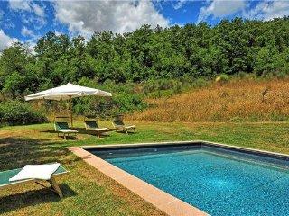 4 bedroom Villa in Sarteano, Tuscany, Italy : ref 2373038 - Sarteano vacation rentals