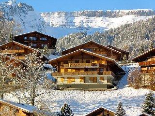 1 bedroom Apartment in Grindelwald, Bernese Oberland, Switzerland : ref 2297274 - Grindelwald vacation rentals