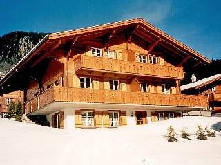 2 bedroom Apartment in Grindelwald, Bernese Oberland, Switzerland : ref 2297273 - Grindelwald vacation rentals