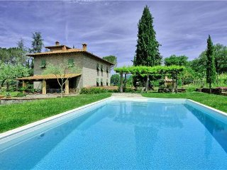 5 bedroom Villa in Subbiano, Tuscany, Italy : ref 2373825 - Subbiano vacation rentals