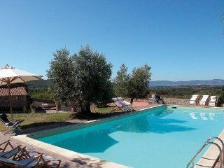 6 bedroom Apartment in Montegabbione, Tuscany, Italy : ref 2373854 - Montegabbione vacation rentals