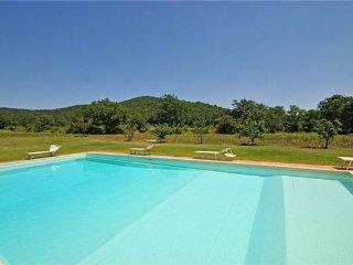 5 bedroom Apartment in Marsiliana, Tuscany, Italy : ref 2374127 - Marsiliana vacation rentals