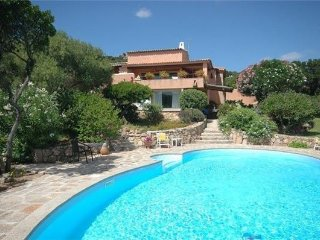 5 bedroom Villa in Porto Rafael, Sardinia, Italy : ref 2374273 - Costa Serena vacation rentals
