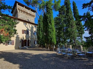 7 bedroom Villa in Cetona, Tuscany, Italy : ref 2374404 - Cetona vacation rentals