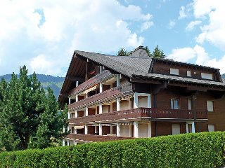 3 bedroom Apartment in Villars, Alpes Vaudoises, Switzerland : ref 2300753 - Villars-sur-Ollon vacation rentals