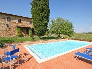 8 bedroom Villa in Montelupo Fiorentino, Tuscany, Montespertoli, Italy : ref 2374876 - Montelupo Fiorentino vacation rentals