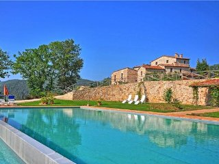 14 bedroom Villa in Iesa, Tuscany, SIENA AND SURROUNDINGS, Italy : ref 2375318 - San Lorenzo a Merse vacation rentals