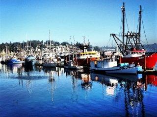 Waterfront, Spa, Walk to Rogue, Aquarium, Beach! - Newport vacation rentals