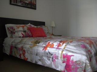 2 bedroom lake view furnished in downtown Toronto - Toronto vacation rentals
