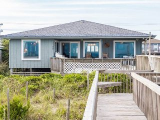 4 bedroom House with Porch in Topsail Beach - Topsail Beach vacation rentals