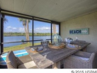 Kate's Villas 2B/2B at Riverfront Dolphin Cove NSB - New Smyrna Beach vacation rentals