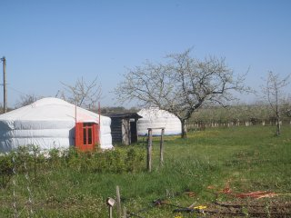 Nice Yurt with Ping Pong Table and Parking - Loubes-Bernac vacation rentals