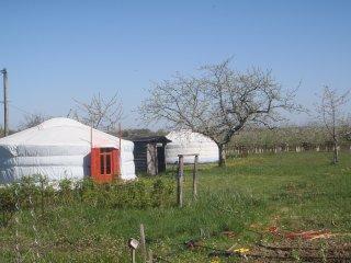 1 bedroom Yurt with Ping Pong Table in Loubes-Bernac - Loubes-Bernac vacation rentals