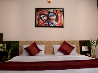 Cozy Private Room in a 2BHK Penthouse - Jaipur vacation rentals