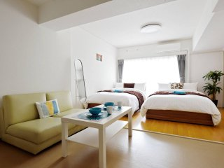 Osaka Private Apartment Namba, Dotonbori WIFi - Osaka vacation rentals