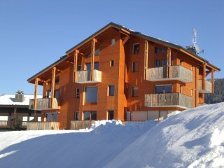 Large Duplex Apartment with Mountain Views - Les Carroz-d'Araches vacation rentals
