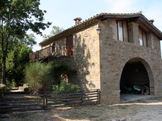 Cozy Catalan Farmhouse situated near Girona. - Canet d'Adri vacation rentals