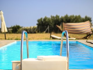 Beautiful Villa with Swimming Pool - Paralia Ofryniou vacation rentals