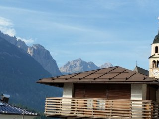 Nice 3 bedroom Sappada Condo with Microwave - Sappada vacation rentals