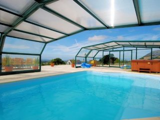 Nice House with Internet Access and Private Indoor Pool - Troon vacation rentals