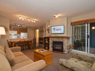 Eagle Lodge 2Bed, 2 Bath Eagle Lodge Condo with beautiful Mountain View unit - Whistler vacation rentals