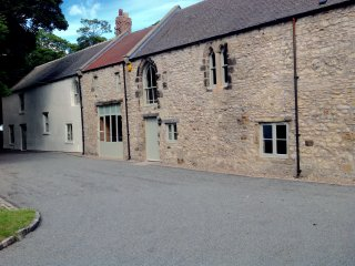 The Byre. Historic ground floor apartment near Seaham and Durham Heritage Coast - Easington vacation rentals