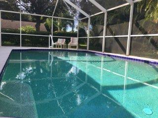 The beautiful 3BR/2BA, Heated Pool in Rotonda West - Rotonda West vacation rentals