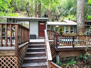 Cozy House with Deck and Internet Access - Guerneville vacation rentals