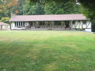 Large 2 bedroom apt. Near Elk Ski Mountain - Union Dale vacation rentals