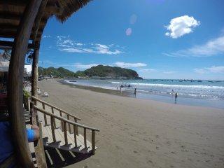 Beachfront Condo With Incredible Sea View, Sleeps 6, A/C, WiFi, Balcony, Pool - San Juan del Sur vacation rentals