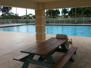 little castle1bedroom 1baths  heated pool with lots of freebies - Miramar vacation rentals