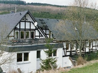 Adorable House in Kirchhundem with Satellite Or Cable TV, sleeps 20 - Kirchhundem vacation rentals