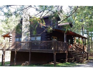 Stonecrest Mountain Retreat- 3 story log cabin - Lake Lure vacation rentals