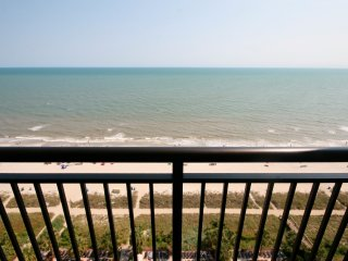 Breakers Resort Direct Oceanfront in family resort - Myrtle Beach vacation rentals
