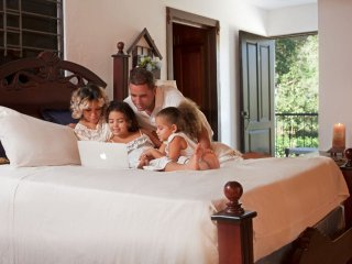 Nice Bed and Breakfast with Housekeeping Included and Television - San Jose de las Matas vacation rentals