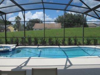 6BR / 5B Pool Pet Friendly Home - Davenport vacation rentals