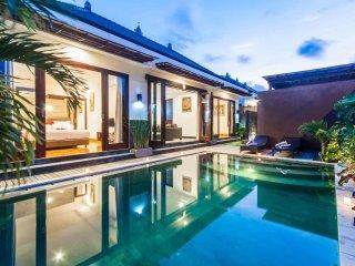 Cheap Private Pool Villas in Outskirt of Seminyak - Kerobokan vacation rentals