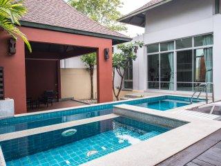 2 Bedrooms Nagawari Private Pool Villa - Jomtien Beach vacation rentals