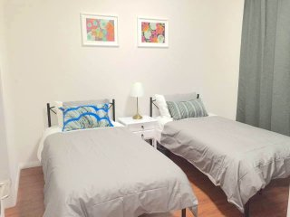 Campsie Twin single room No.1 with private bathroo - Rhodes vacation rentals