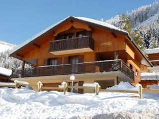 Catered Chalet with Hot Tub central in Chatel - Chatel vacation rentals