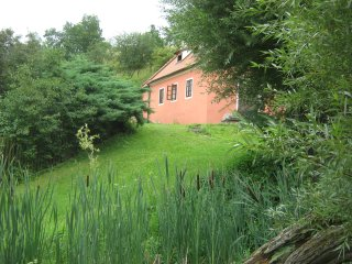 House at the end of a tiny village in the hills - Litomerice vacation rentals