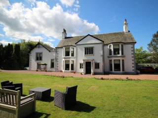 Scottish Country Mansion House - near main cities - Cumbernauld vacation rentals
