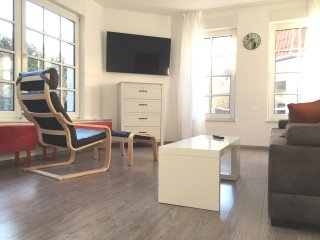 Frisch möblierte Wohnung im Eichsfeld - Breitenworbis vacation rentals