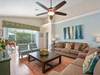 Bright and modern home with private pool just 8 miles from Disney World! - Clermont vacation rentals