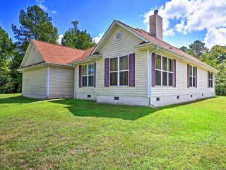 NEW! 4BR Dry Branch House w/Pool! - Dry Branch vacation rentals