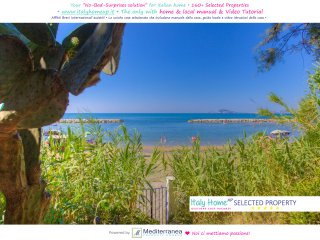 Pure Mediterranean style & flavours | Large garden - Formia vacation rentals