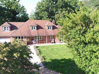 Mews Hill - New Forest 5 bedroom Chalet sleeps 11 - Fordingbridge vacation rentals