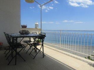 Appartamento direttamente sulla spiaggia - Forza d'Agro vacation rentals