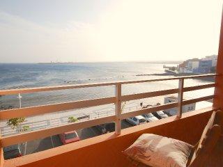 Seafront & Bright WiFi apart Arinaga - Playa de Arinaga vacation rentals