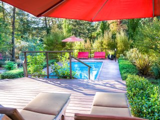 Perfect House with Deck and Internet Access - Guerneville vacation rentals